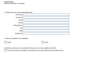 Web forms surveys | Free questionnaire templates | Online Survey ...